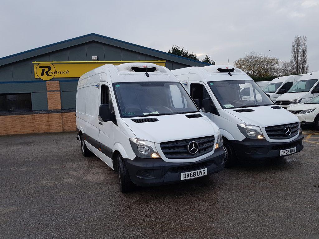 Pharmaceutical van hire: How refrigerated vehicle rental