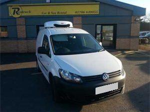 VW Caddy Refrigerated Van