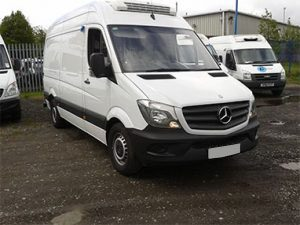 MWB Mercedes Sprinter Pharmaceutical Van