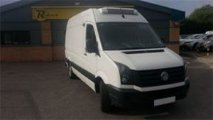 VW Crafter MWB Refrigerated Van
