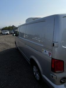 volkswagen transporter ns profile