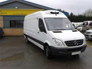 Mercedes Sprinter 313 LWB Refrigerated Van