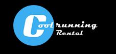 Cool Running Rental Logo