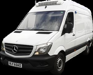 Mercedes Sprinter 313 MWB Refrigerated Van
