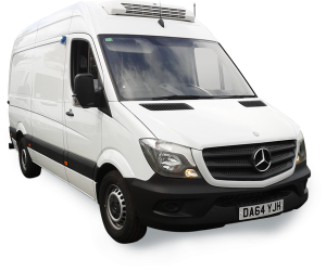 Mercedes Sprinter 313 MWB Refrigerated Van