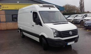 Refrigerated VW Crafter MWB