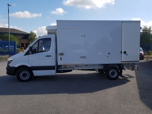 Mercedes-Benz Refrigerated Box Van