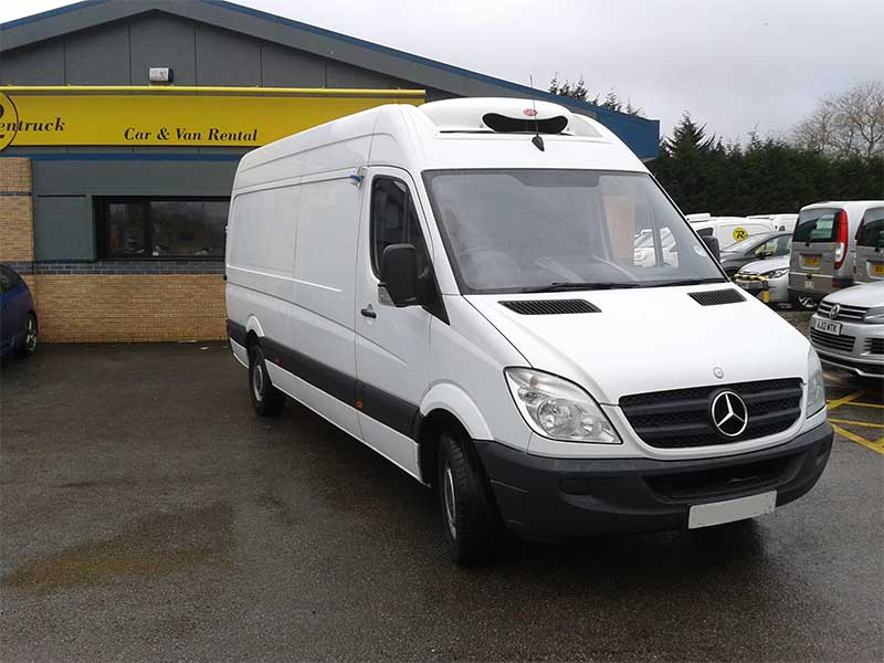 Refrigerated Mercedes Sprinter 313 LWB