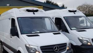 refrigerated van extractor