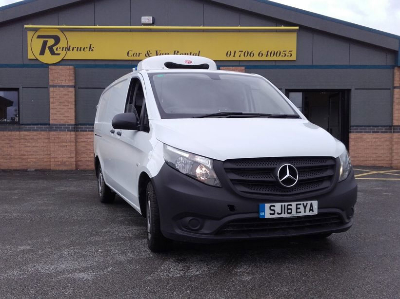 Refrigerated-Mercedes-Vito-van